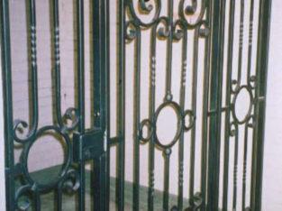 Кованые калитки двери заборы